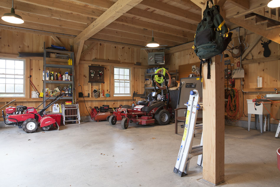 Bank Top Garage >> Chester Springs, PA - White Horse Construction