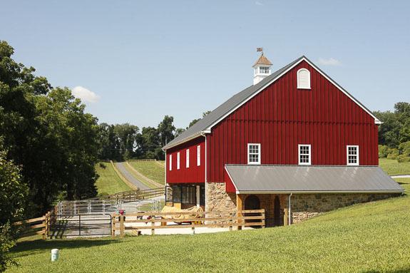 Bank Barns White Horse Construction