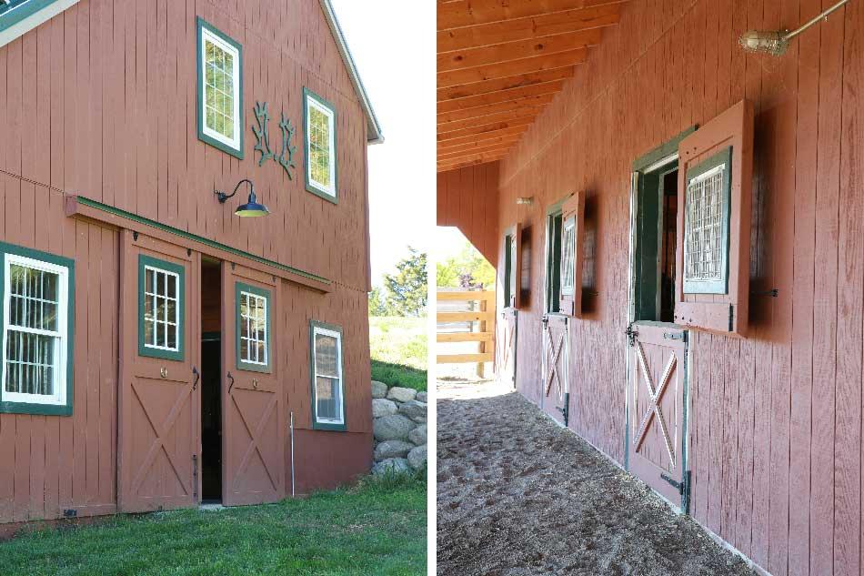 ... Sliding Doors and Dutch Doors ... & Warwick NY \u2013 White Horse Construction