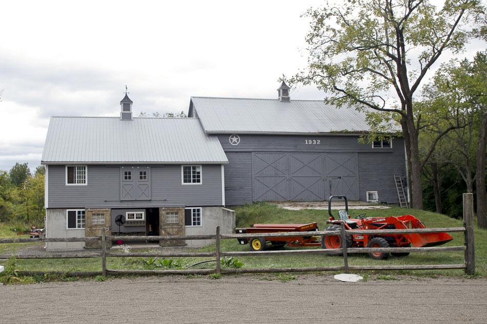 Bangor Pa White Horse Construction