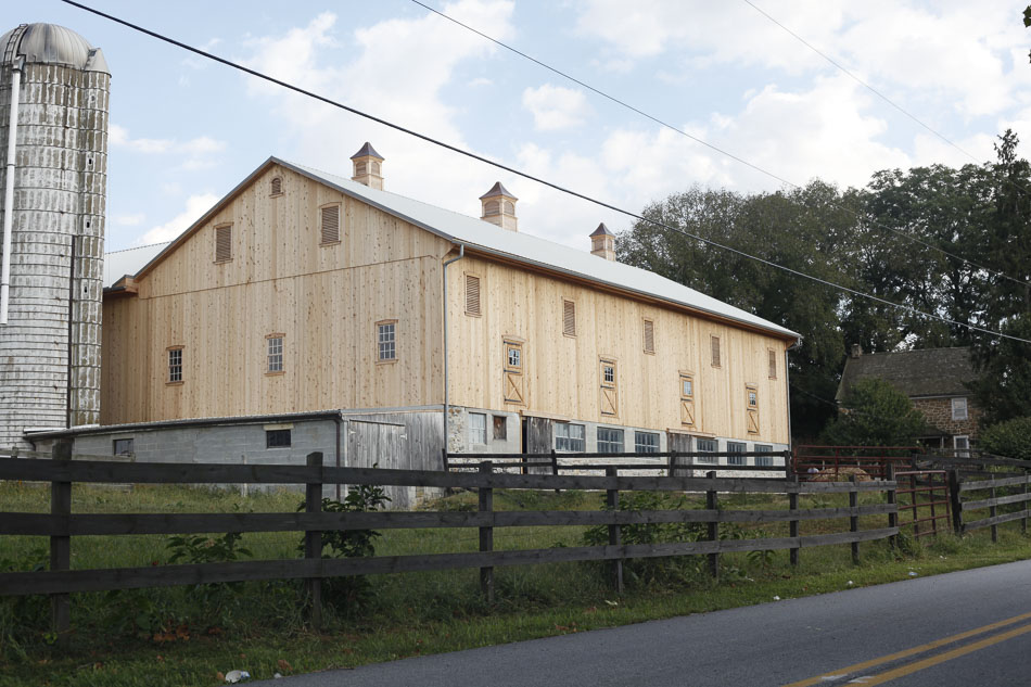 Willow Street Pa White Horse Construction